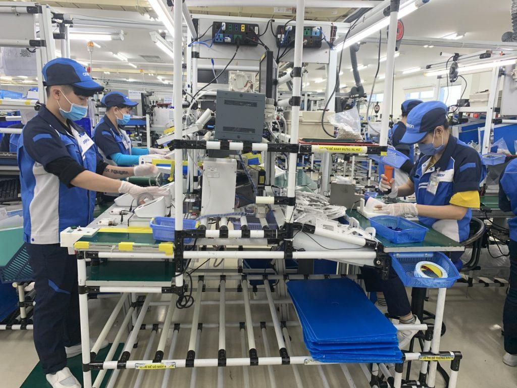 tuyển dụng lao động phổ thông ở Bình Dương